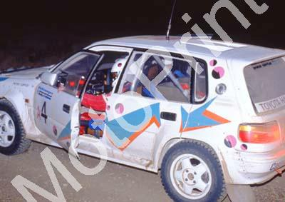 1991 VW Intnl 4 Glen Gibbons, Peter Cuffley Toyota (courtesy R Swan) (25)