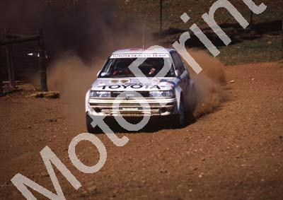 1991 VW Intnl 4 Glen Gibbons, Peter Cuffley Toyota (courtesy R Swan) (29)