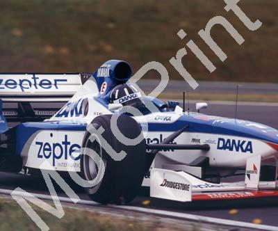 1997 Hungarian Damon HIll Arrows Yamaha 413 (2)