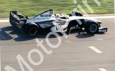 1998 McLaren Mercedes MP4-13 David Coulthard 441