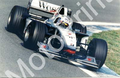 1998 McLaren MP4-13 David Coulthard