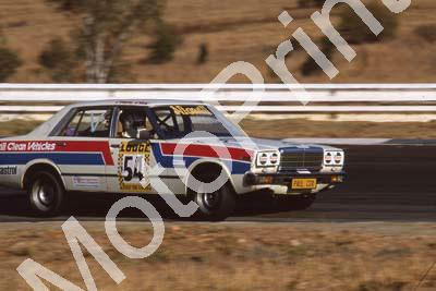 1982 Kya Gp1 Lodge series V54 Paul Cox Datsun 280 Laurel (Colin Watling Photographic) (3)