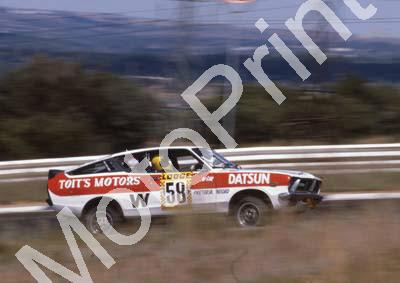 1982 Kya Gp1 W58 Lodge Roelf van Kooij Datsun 160Z (Colin Watling Photographic) (7)