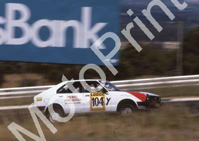 1982 Kya Gp1 Y104 Lodge Arthur Christie Datsun Pulsar GX (Colin Watling Photographic) (8)