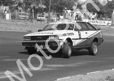 1984 Killarney Gp1 8 Peter de Waal Toyota Corolla 1770 (Colin Watling Photographic) (3)