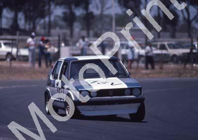 1984 Killarney Gp1 V15 Hannes Oosthuizen Golf GTi1800 (Colin Watling Photographic) (3)