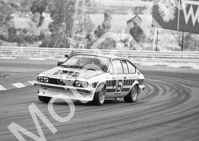 1984 Kya Gp1 6 George Fouche Alfa GTV6 (Colin Watling Photographic) (29)