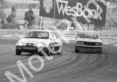 1984 Kya Gp1 17 George Santana Sierra XR8 (Colin Watling Photographic) (8)