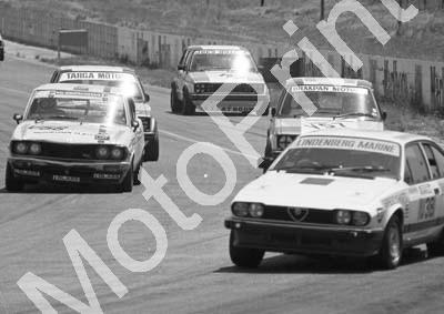 1984 Kya Gp1 38...57 Clive Cooke Golf 58 ....(Colin Watling Photographic) (8)