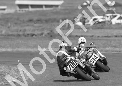 1984 EL Brut GP MC 700.....Dennis Guscott entered 514 David Emond Yamaha (Colin Watling Photographic) (14)