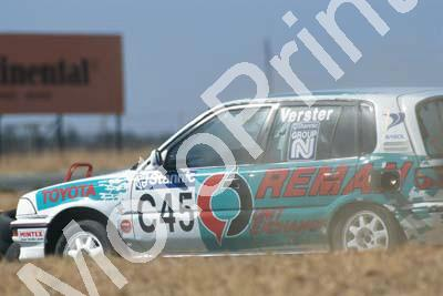 1994 Welkom Stannic C45 ..Verster Conquest RSi OFF TRACK NOTE DAMAGE(courtesy Roger Swan) (16)