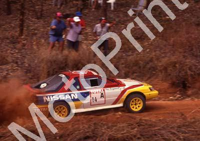 1992 Total Intnl 14 Peter Baragwanath, Charles Reeler Sentra (courtesy R Swan) (63)