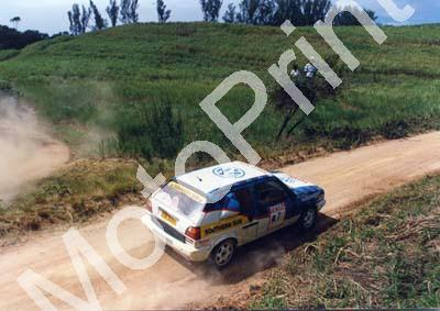 1992 Tour de Total 7 Johan Evertse, Steve Harding Golf (courtesy R Swan) (3)