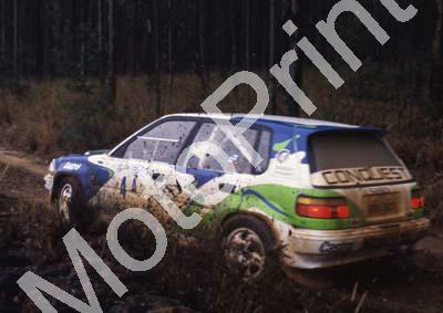 1993 Sasol June 4 Enzo Kuun, Johan Sieling Toyota (courtesy Roger Swan) (11) - Click Image to Close