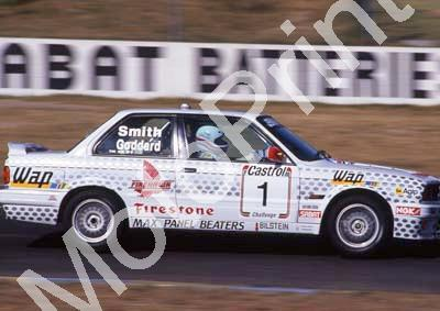 1993 Castrol 9 hr 1 Rob Smith, Geoff Goddard BMW325iS(courtesy Roger Swan) (7)
