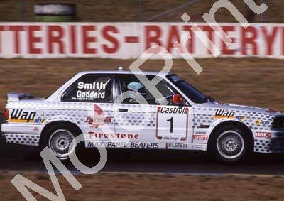 1993 Castrol 9 hr 1 Rob Smith, Geoff Goddard BMW325iS(courtesy Roger Swan) (8)