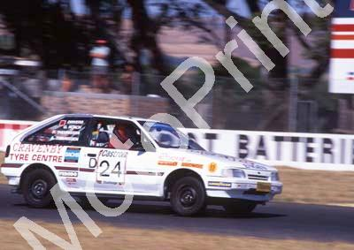 1993 Castrol 9 hr 24 Glen Roach, Paul and Andrew Theunissen Laser(courtesy Roger Swan) (82)