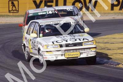 1991 Kya Apr Stannic C45 Damseaux Conquest C56 H Grobler Uno Turbo (Roger Swan)