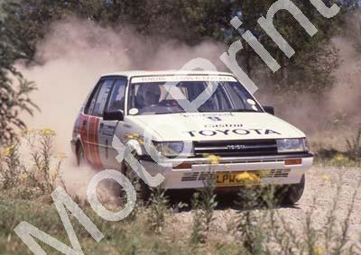 1988 Stannic Cape Gp N rally 9 Glen Gibbons, Peter Cuffley Toyota (Colin Watling Photographic) (49)