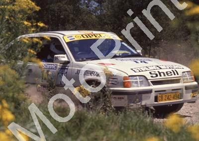 1988 Stannic Cape Gp N rally 14 Joel Steenekamp,...... Opel Colin Watling Photographic) (11)