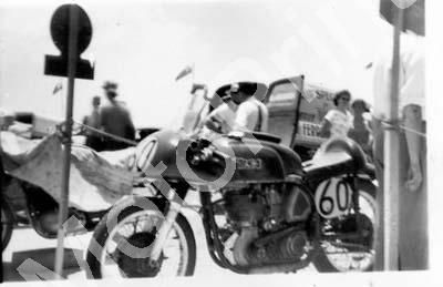 Dennis Guscott BSA PE 200 William Gray circuit