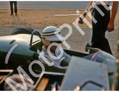 Lederle in Lotus 21 at pits cropped Rand Winter races