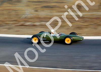 Lederle Lotus 21 2 Rand Winter races