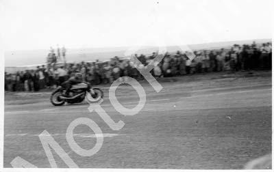 Bep Castellani Norton PE 200 1957 Wilson's Bend William Gray circuit