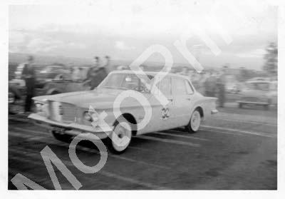 Bentall Valiant lh drive SCC or Rover MCC Redhill hillclimb 14 May 60