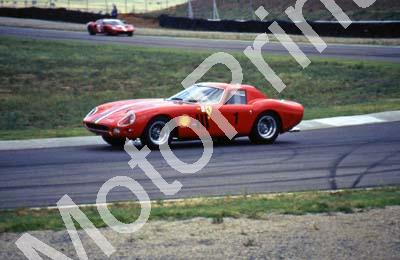 Ferrari 250 GTO 63, Mike Knight