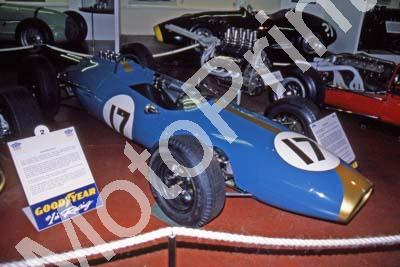 Brabham BT3 first F1 car 1