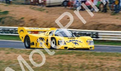 Joest Camel Porsche 962 Ballot-Lena/Romano cropped Yellow Pages 500 (Thanks to Colin Burgess)