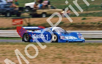 Ludwig Joest Porsche 962 Yellow Pages 500 (Thanks to Colin Burgess)