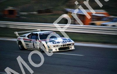 (thanks to Stuart Falconer) a 692 1979 Wynns 1000 BMW M1 Kelleners Keizan