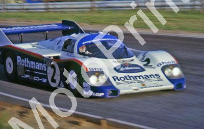(thanks to Stuart Falconer) a 896 1983 Castrol 1000 practice Porsche Rothmans Bell Bellof NOT ALL CAR IN FOCUS