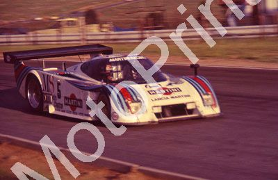 (thanks to Stuart Falconer) a 893 83 Castrol 1000 practice Lancia Ghinzani Heyer Pianta