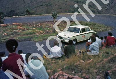 a 081 1963 Krugersdorp HIllclimb Lotus Cortina #44 (thanks Stuart Falconer)