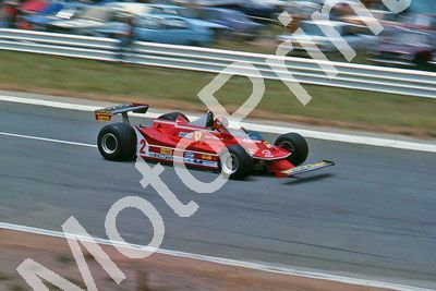 (thanks Stuart Falconer) a 713 1980 SA GP Villeneuve Ferrari 312T5-042