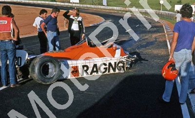 (thanks Stuart Falconer) a 789 1982 SA GP pre-race Surer Arrows