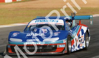 Wesbank V8 1995 Kyalami Morgenrood Mazda MX6 V8 074
