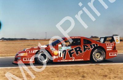 Wesbank V8 1997 2hr race winners Joubert, van Blerk 098