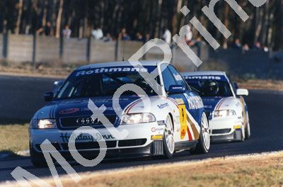 1996 Aberdein leading Moss Audi's (Thanks to Colin Burgess) touring 059