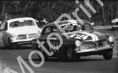 1964 (thanks Roger Pearce) F Wingels Volvo Team Lawson (33)