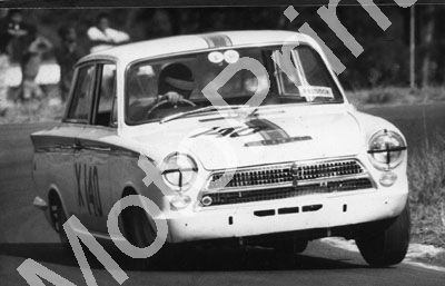 1965 (thanks Roger Pearce) B van Rooyen Lotus Cortina (55)