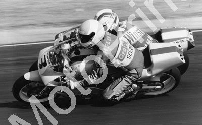 1991 250 GP Champion plugs series Kevin Hellyer, Russell Wood Yamaha's 115