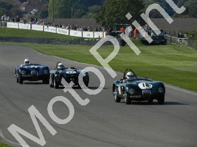 18 Wenman Jag C-type 17 Melling Aston DB3 28 Cussons Jag C-type (8)