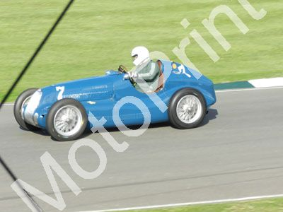 7 Bugatti Type 73C Geraint Lewis NOTE GOODWOOD STANDS BRACING CABLES (44)
