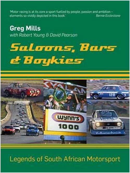 Saloons, Bars and Boykies