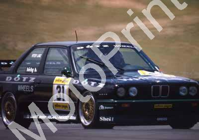 1990 Kya DTM 31 Peter Lanz BMW SCANNED A4 20X30 CM (Courtesy Roger Swan) (1)