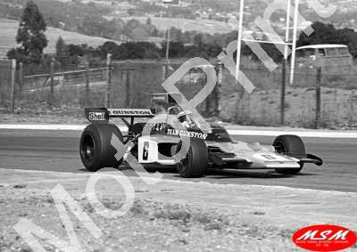 1974 Kya SS 6 Ian Scheckter Lotus 72 (permission Malcolm Sampson Motorsport Photography) (7)